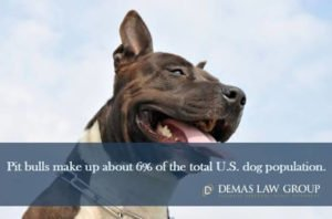 Pit Bull Statistics from Demas Law Group