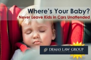 Unattended Child in Car