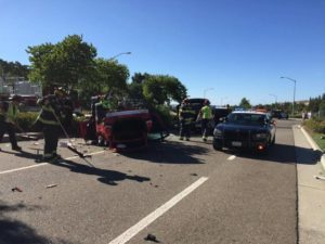 Folsom Car Accident
