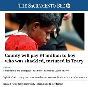 Tortured Teen Awarded $4 Million | Demas Law Group, P C