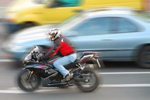Motorcycle Accident in California