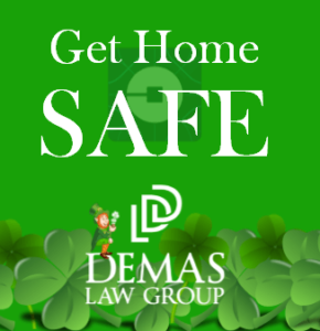 Uber Discount from Demas Law Group