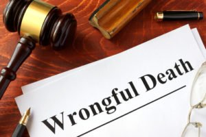 Wrongful Death Claim California