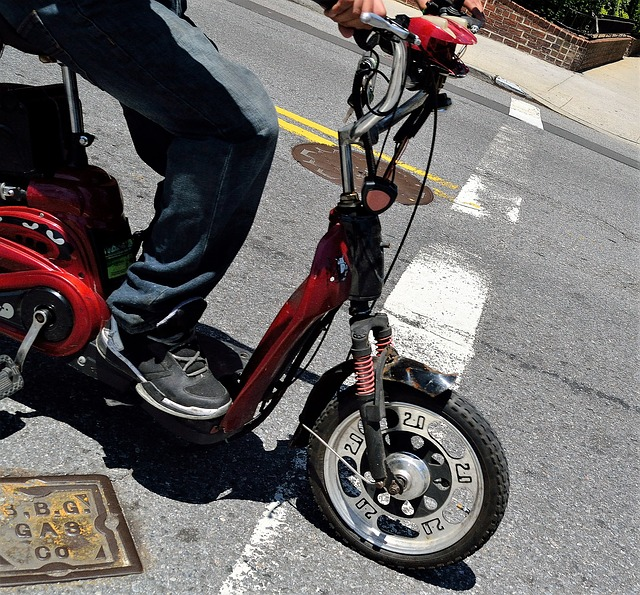 Electric Scooter Accidents Are On The Rise | Demas Law Group